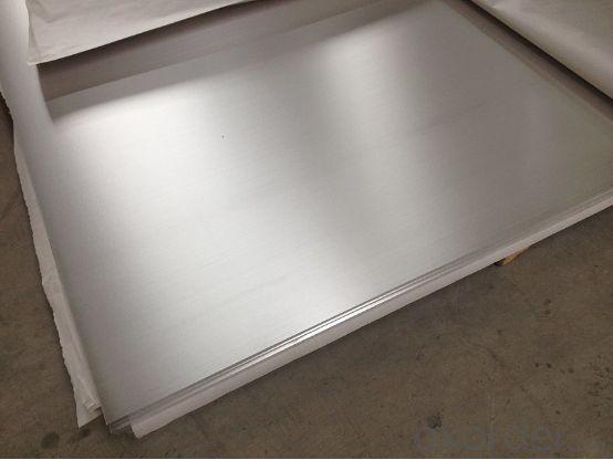 Aluminum Sheet 1060/3003/5052/6061/6063/7075
