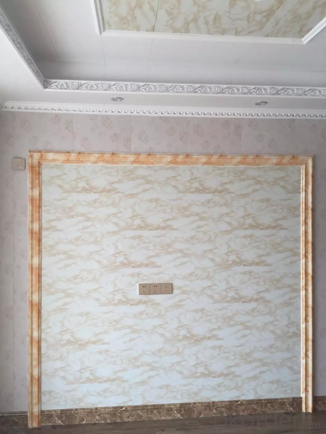 Soundproof Wall Covering Cladding Panel