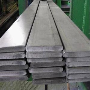 300 Series Stainless Steel Flat Bar with Low Price