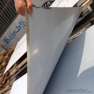 EN1.4301 ASTM 304 Stainless Steel Sheet 2B