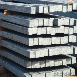 Square Steel Billet, Square Bar, Best Price From China Manufacturer