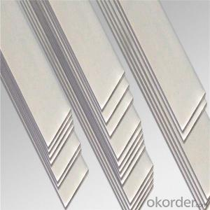 Stainless Steel Flat Bar (201, 304, 316L) (5*30-350mm)