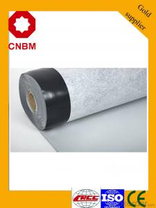 SBS Self-adhesive Bituminous Waterproof Roofing Membrane