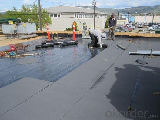 Torched Sbs/app Waterproofing Bitumen Membrane