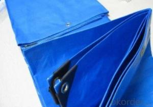 PE Woven Tarpaulin with Sun-Resistant Factory