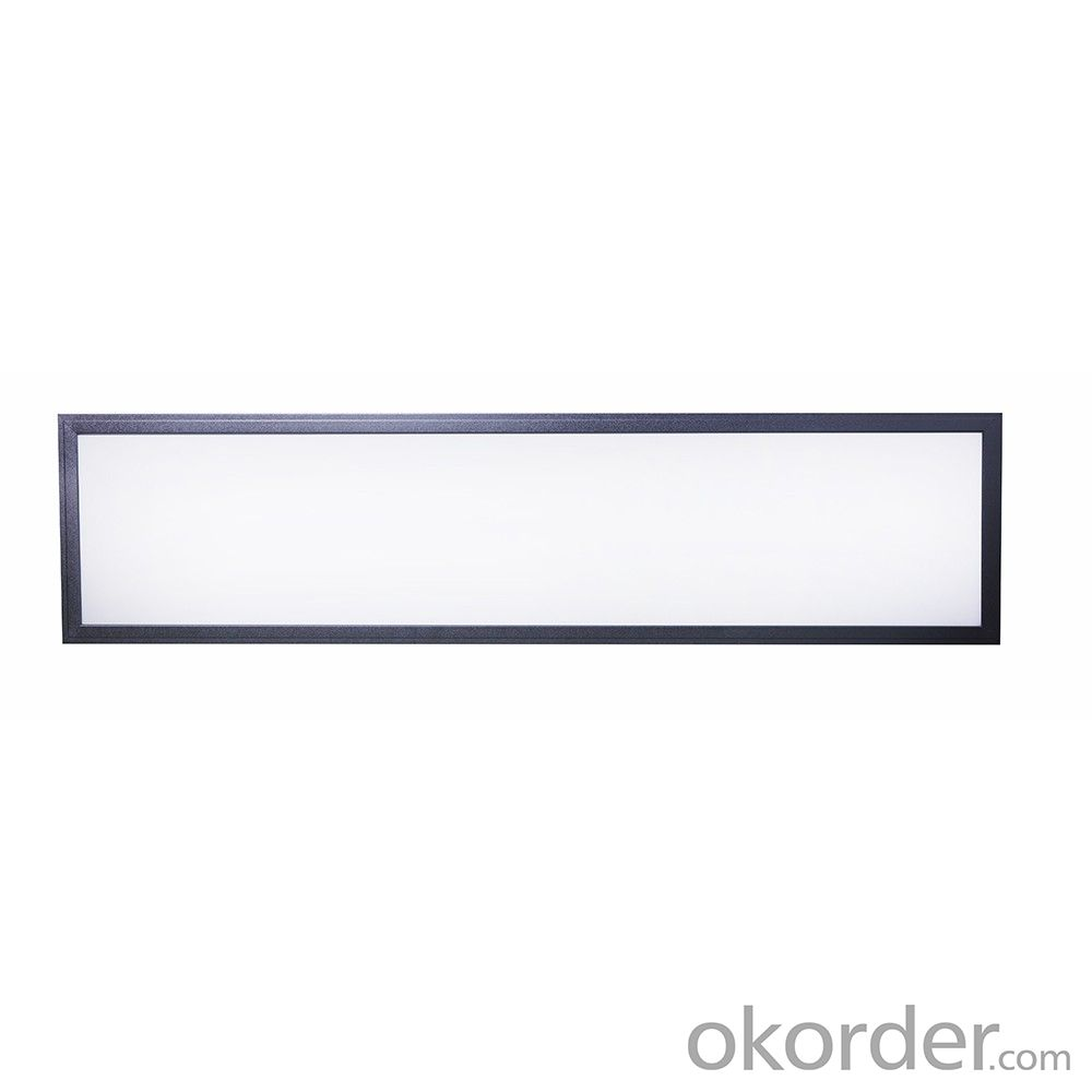 buy ul led panel light 1x4 ultrathin 40 w led panel 30x120 price size weight model width. Black Bedroom Furniture Sets. Home Design Ideas