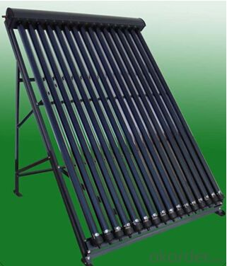 Galvanized steel Solar Hot Water Heater with Good Quality