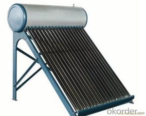 Non-pressure Solat Hot Water with Cheap Price