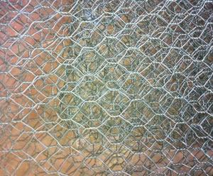 Hot-Dipped Galvanized (Galfan) Gabion Box/Gabions 40-270g/Sqm