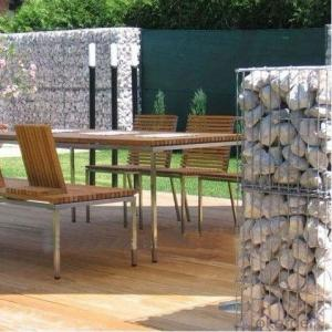 Garden Landscaping Welded Gabion Basket Professional China Factory