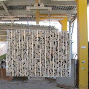 Welded Mesh Gabion High Quality/Galvanized Welded Gabion Box for Selling