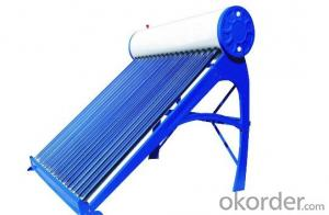 Stainless Steel Non-pressure Solar Water Heaters Cheap Price