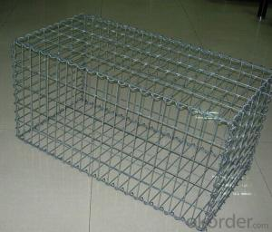 Galvanized Gabion Box and Gabion Mattress ASTM A975 Manufacturer