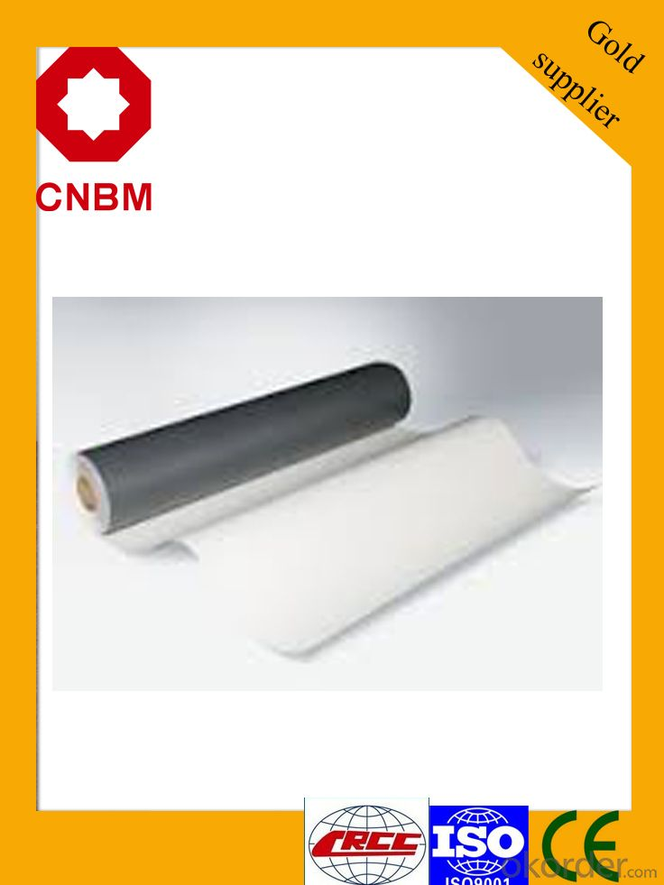 Polyester Mat Reinforcement SBS/APP Modified Bitumen Waterproof Membrane