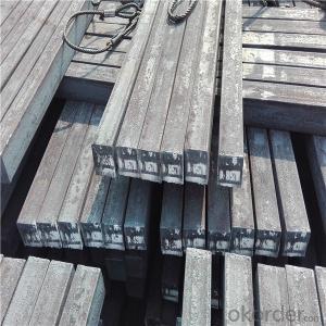 Prime Square Steel Billet 150x150mm 165x165mm