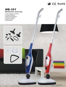 MB301 steam mop with 10 in 1 multifunctions
