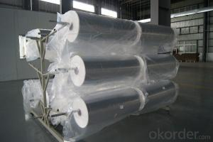 Cryogenic Glass Fiber Insulation Paper  One Layer