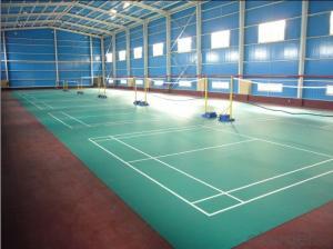 PVC Flooring for Indoor Sports Flooring, 6818
