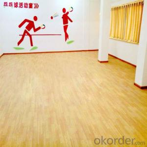 PVC Flooring for Indoor Sports Flooring, 6816