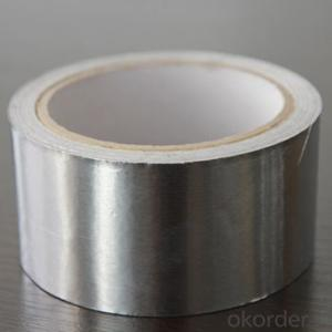 Reflective Barrier Resistance Self Adhesive Aluminum Foil Tape