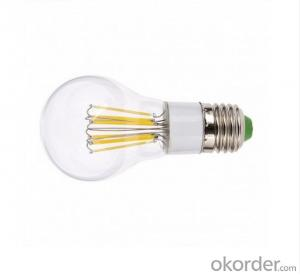 LED FILAMENT LAMP BULB 6W NEW DEVELOPMENT