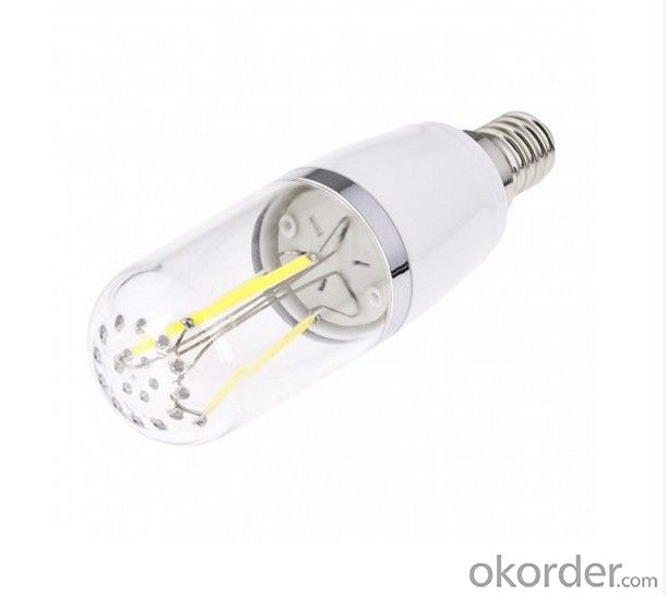 LED FILAMENT CORN LAMP DIMMABLE BULB G9 4W NEW DEVELOPMENT