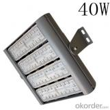 40W  led  Tunnel  light  with  CE ROHS CCC CQC certification