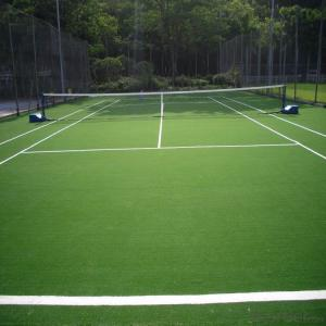 UV-Resistance Sports Artificial Grass For Tennis Court Sports Floor