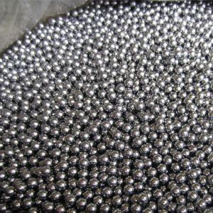 4mm Steel Shot SUS304 Used Nail Polish Stainless Steel Ball