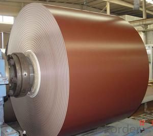 Wood Grain Prepainted Aluminum Coil For Roller Shutter