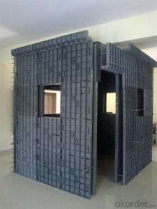 Plastic Modular Formwork System with high quality