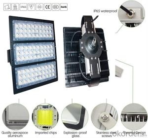 LED Flood Light Hot Sale 50W 100w 150w 200w color changing outdoor RGB
