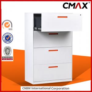 Office Furniture Vertical Filing Cabinet with 4 drawers High Quality