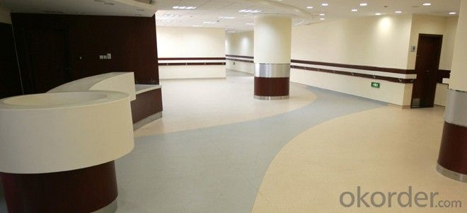 PVC Flooring for Indoor Sports Flooring,401