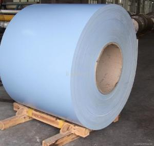 Aluminium Color Coated Coils For New Design Wood Grain