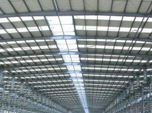 High Quality Prefabricated Workshop & Warehouse