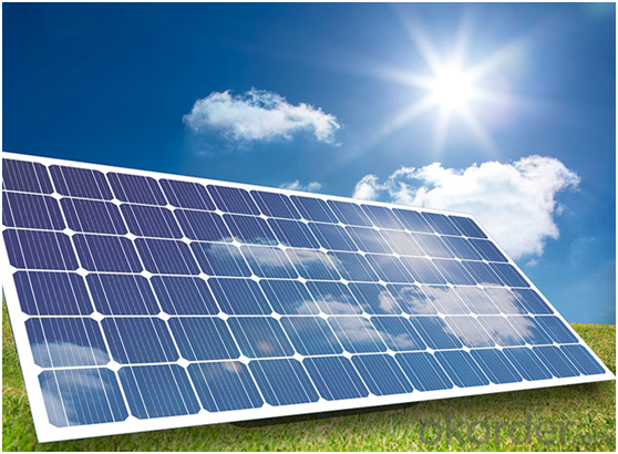 Solar Panel 60 Cells --250W Mono and Poly from China