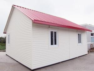 Prefabricated House Workshop Assmble Easier