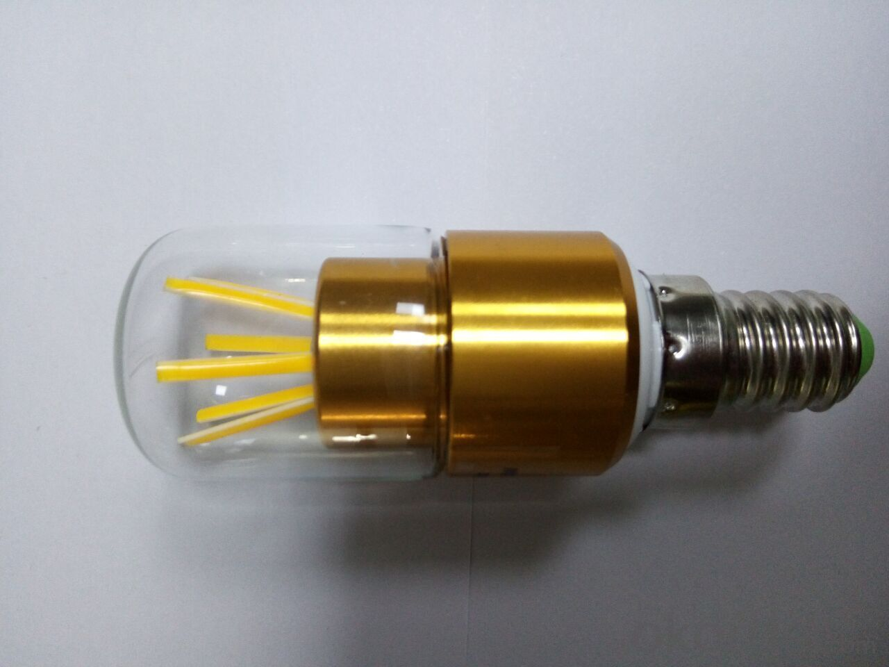 LED FILAMENT LAMP BULB C TYPE 4W G9 LAMP NEW