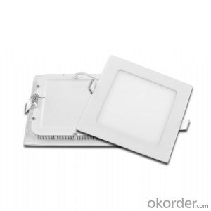 LED PANEL LIGHT 12W Square ceiling light ce rohs emc iec