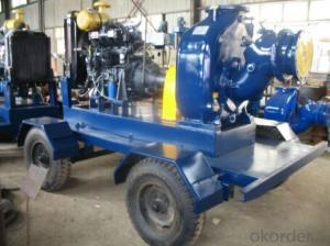 CN-10 Type Self Priming Trash Pump for Truck