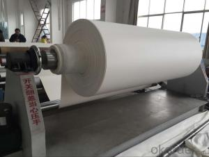 PVC Food Grade Flat Conveyor Belt in Light Industry