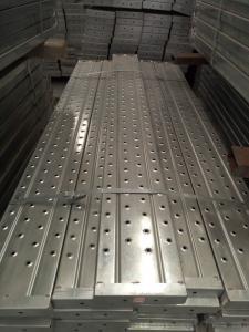 Steel Ringlock Scaffolding in China Market