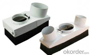 CNC Dust Shoes Cover Dust Boots Dust Brush Dust Skirt Dust Shroud for Router Table Dust Collection