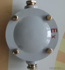 AH type explosion proof conduit junction box