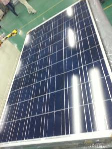 150w Poly Solar Panel For Home Use And Power Plant