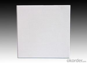 Decorative standard size Gypsum drywall paper board