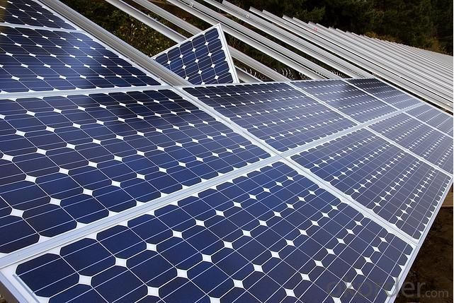 200w Poly Solar Panel For Big Projects And Power Plant