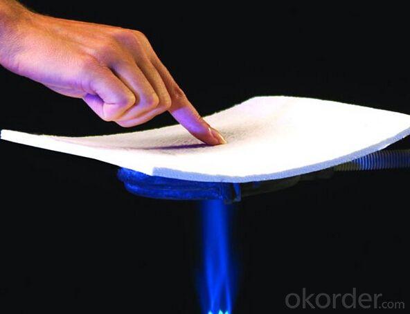 Refractory Thermal Performance Insulation Aerogel Felts