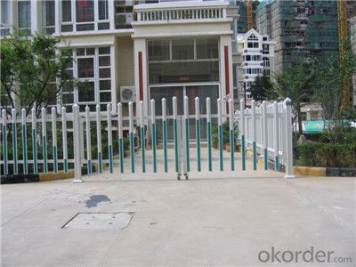 Plastic Balcony Fence for Garden and Community